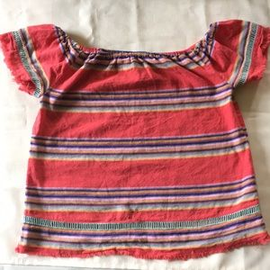 Anthropologie DRA Los Angles striped top